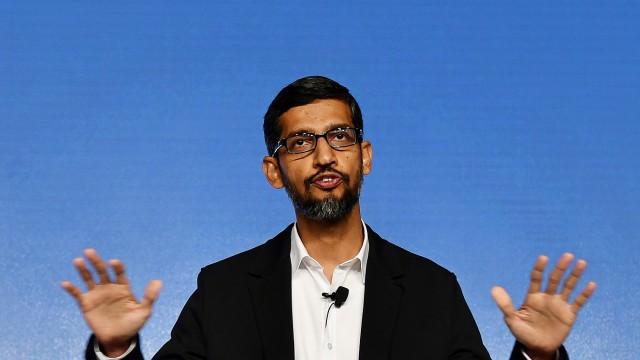 Behind Google's Plan to Enter Consumer Banking