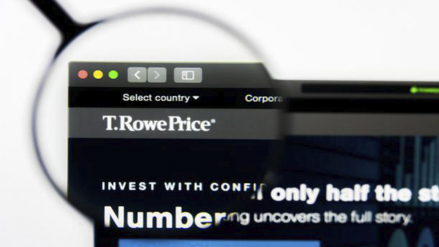 T. Rowe Price Reports 1.8% Sequential Rise in October AUM