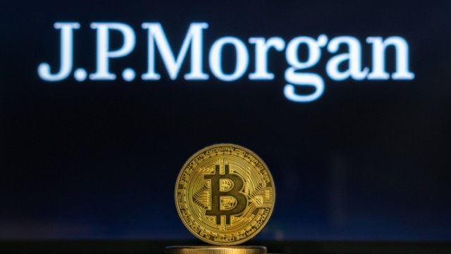 JP Morgan is pitching new Bitcoin fund to wealthy private banking clients