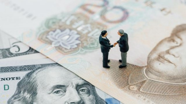 ETF Areas to Shine on 'Very Good' Trade Negotiation