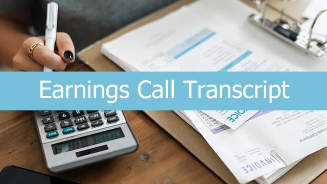 FARO Technologies' (FARO) CEO Michael Burger on Q3 2019 Results - Earnings Call Transcript