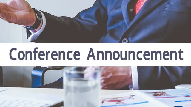 Diffusion Pharmaceuticals to Present at the 23rd Annual H.C. Wainwright Global Investment Conference