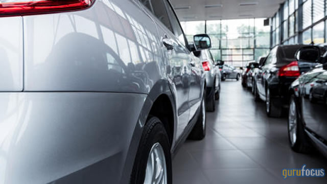 5 Vehicles and Parts Companies With High Business Quality