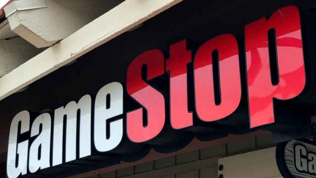 GameStop jumps 10% after raising $1.1 billion in a new stock offering