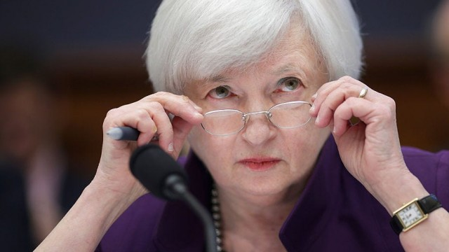 Janet Yellen just put a date on when the US default on its debt: October 18