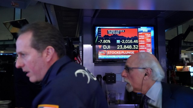 Nasdaq falls 2% as surging Treasury yields and inflation concerns drag Big Tech stocks lower