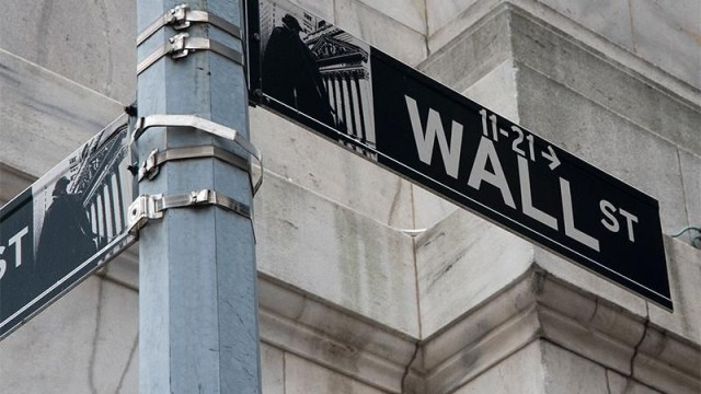 Stocks open mostly lower as investors await this week's Fed meeting