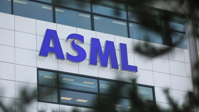 ASML posts better-than-expected Q3 net income of $2 billion amid chip shortage