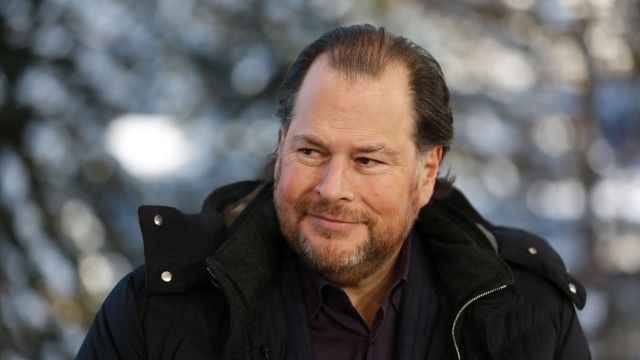 Salesforce: Back To Business