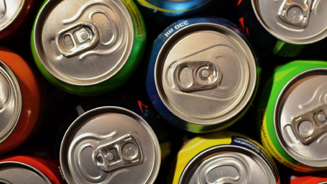 Monster Beverage Earnings Due As Rivals Big And Small Circle