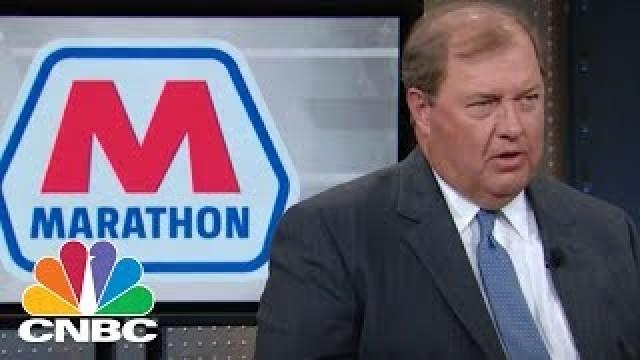 Marathon Petroleum CEO: Tremendous Flexibility   Mad Money