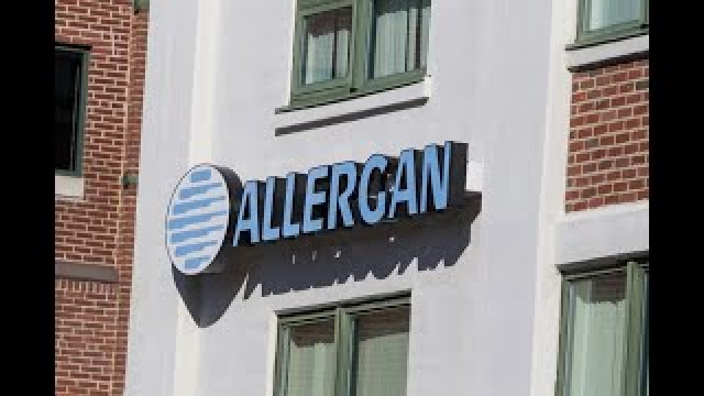 Allergan Does Not Intend to Make Offer for Shire
