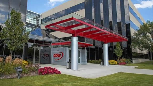 Tech Products Reseller CDW Crushes Third-Quarter Estimates
