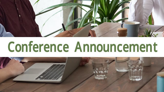 Maxar Technologies to Participate in Upcoming Investor Conferences