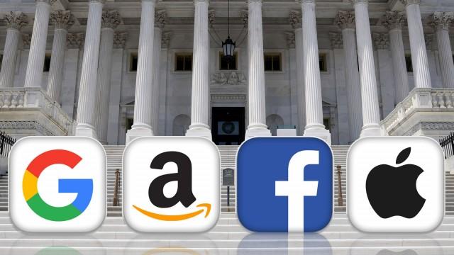 Congress looks to break up Big Tech with bold new antitrust bills