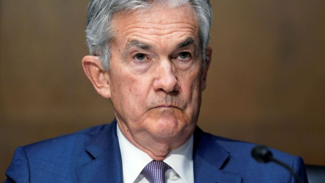 Fed Chair Powell says economy is about to grow much quicker due to vaccinations and fiscal support