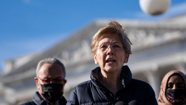 The Fed: Warren calls Powell 'a dangerous man,' and says she won't vote to give him another four-year term