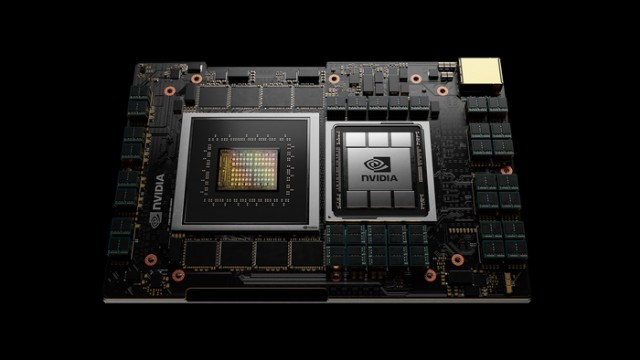 Why NVIDIA Stock Climbed While Intel and AMD Dipped Today