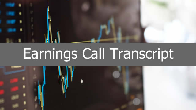 Federal Agricultural Mortgage Corp (AGM) CEO Brad Nordholm on Q3 2020 Results - Earnings Call Transcript