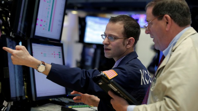 US benchmarks start Tuesday lower as bond yields spike