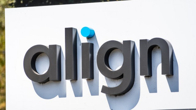 Should you buy or sell Align Technology shares amid a declining sales trend?