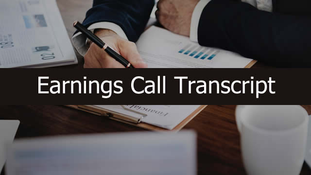 https://seekingalpha.com/article/4281349-encore-wire-corp-wire-ceo-daniel-jones-q2-2019-results-earnings-call-transcript?source=feed_sector_transcripts