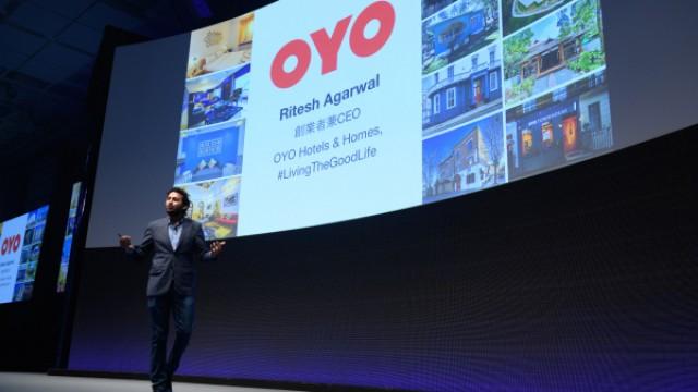 Microsoft in talks to back India's Oyo