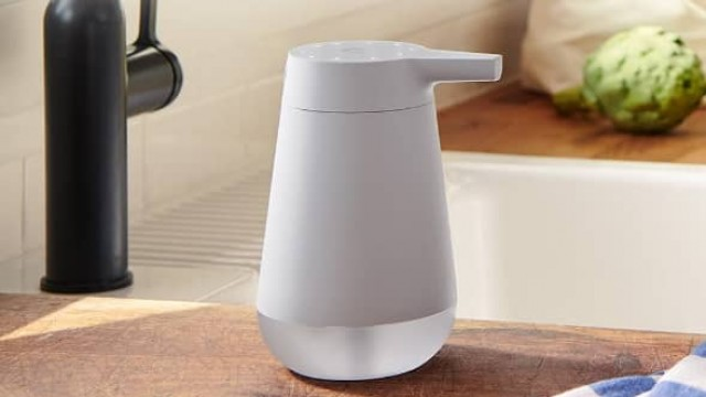Amazon launches smart soap dispenser with timer to make sure you wash for 20 seconds