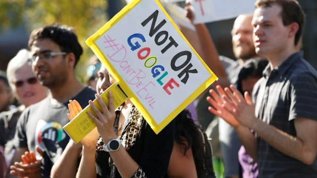 Google 'arguably violated' labor law when it fired employees involved in unionizing, says NLRB chief