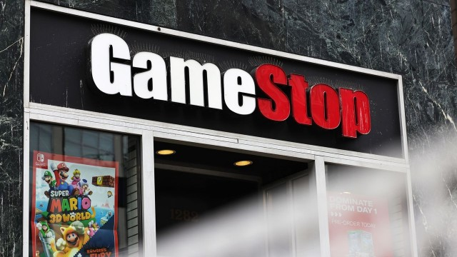 GameStop Raised $1.1 Billion In a Stock Sale. Its Shares Are Rising.