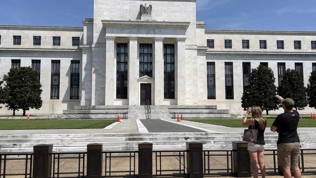 The Tell: Rising Treasury yields take wind out of stock market amid 'recalibration' of Federal Reserve's policy outlook