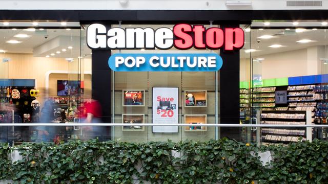 GameStop Stock Pops Following Billion-Dollar Equity Offering
