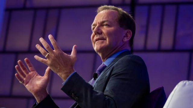 Key Words: Paul Tudor Jones sees 'green light to bet heavily on every inflation trade' if Fed ignores price pressures Wednesday