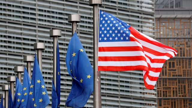 U.S., EU to discuss global trade and tech cooperation as they seek to counter China