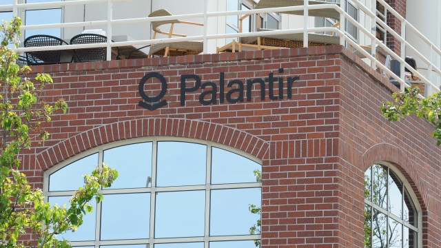 Palantir Is About Data And Data Is The Future