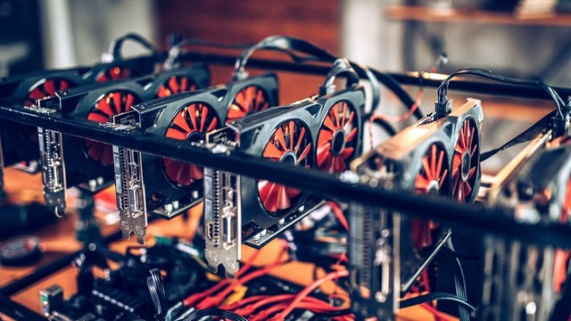 Why This Crypto Mining Stock Soared 26% Today
