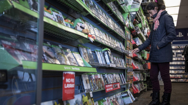 Slowly But Surely GameStop Is Showing Signs of Improvement