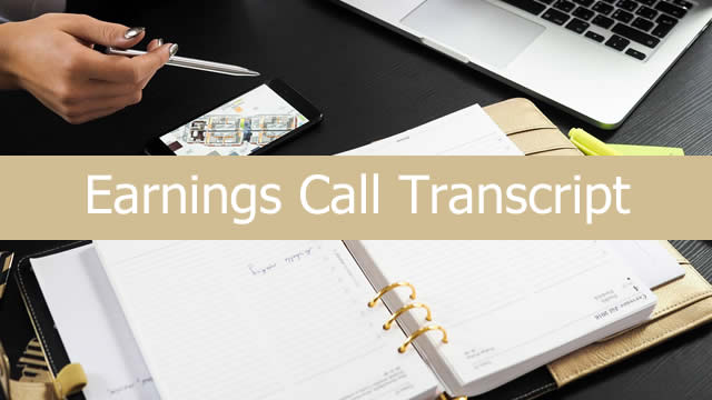 Ring Energy, Inc. (REI) CEO Paul McKinney on Q3 2020 Results - Earnings Call Transcript