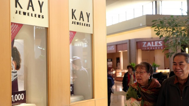 Kay And Zales Differentiation Strategy Pays Dividends For Signet Jewelers