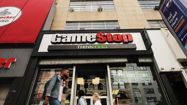 GameStop Raises $1.1 Billion—Cashing In On 1,200% Reddit-Fueled Surge And Sending Shares Skyrocketing Again
