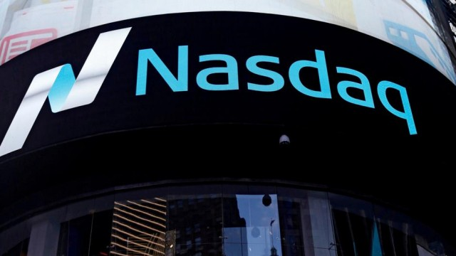 It's official: Nasdaq in a correction, with 10% fall from Feb. record close