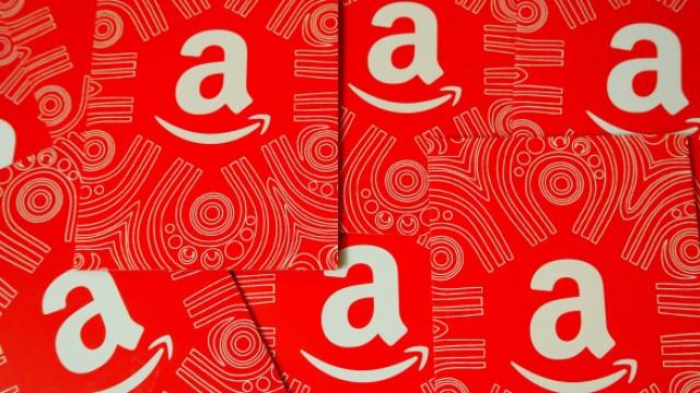 Amazon Investors Get a Reality Check