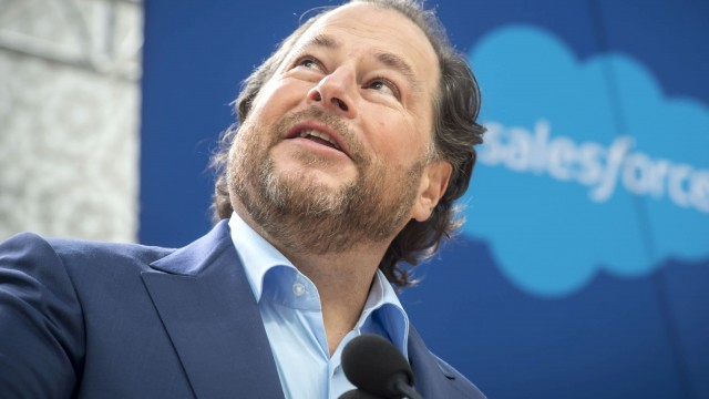 Salesforce CEO Marc Benioff expects more than half of employees to work from home after the pandemic: 'The past is gone'