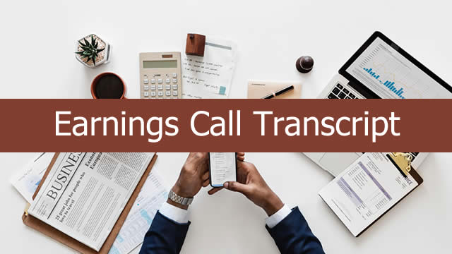 People's Utah Bancorp (PUB) CEO Len Williams on Q2 2019 Results - Earnings Call Transcript