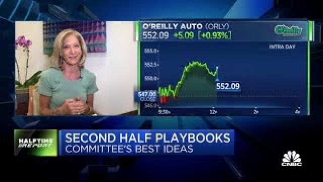Aureus' Karen Firestone breaks down her tech stock picks