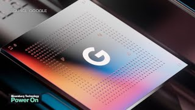 Google Makes Own Chips for New Pixel Phones