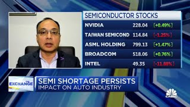Industry expert predict chip shortage to persist through next year
