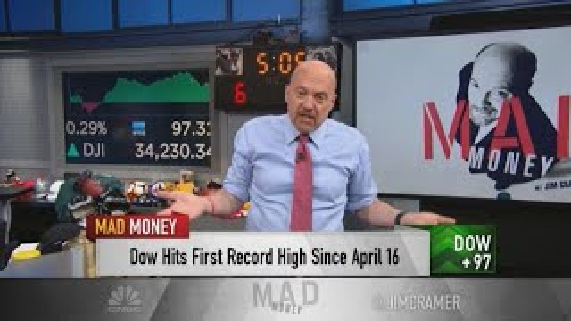 Jim Cramer: Don't abandon FAANG