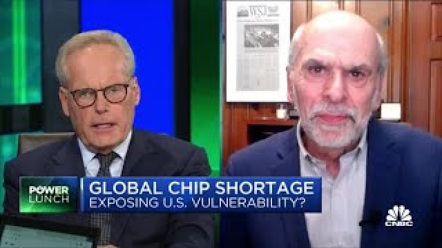 WSJ's Gerald Seib on the global chip shortage and infrastructure bill