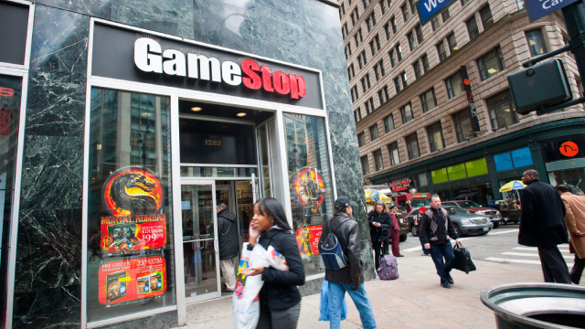 Gamestop: Has the Game Stopped?